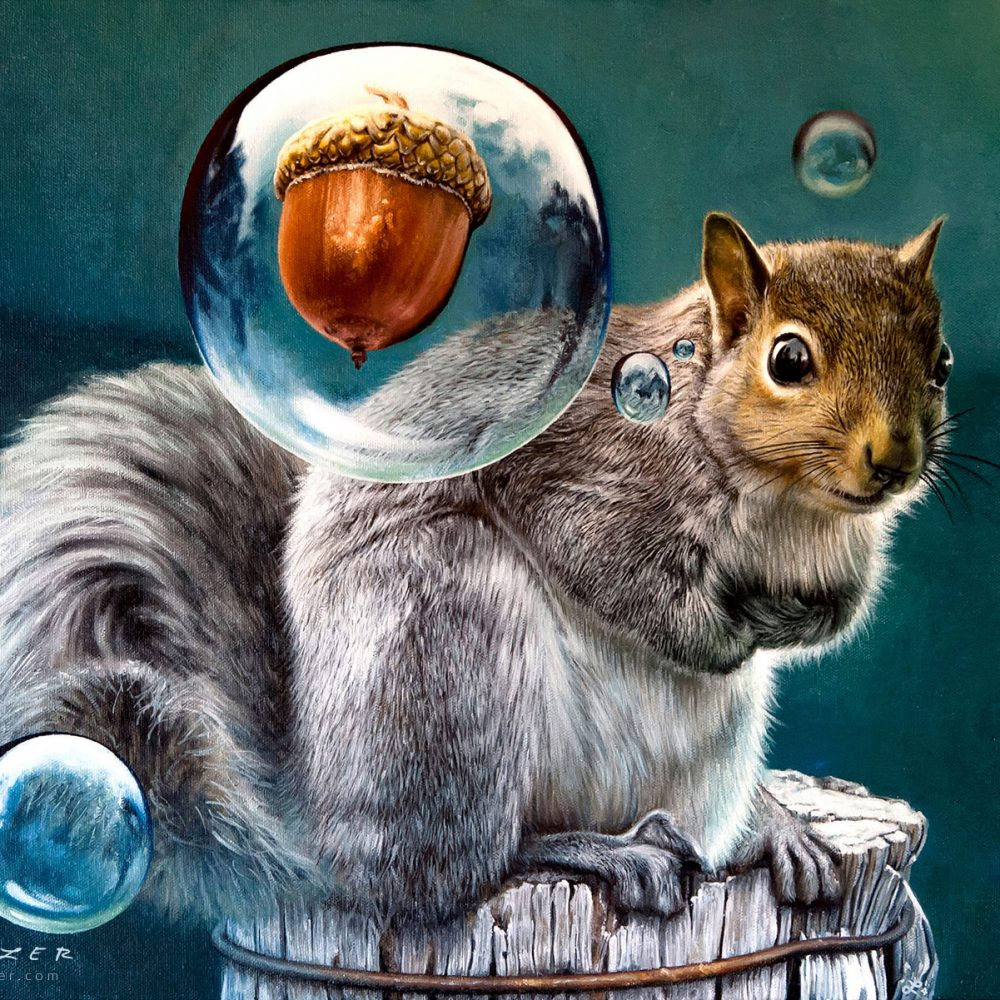 Squirrel Power - Luke Dangler