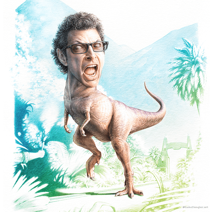 Chaosaurus Luke Dangler