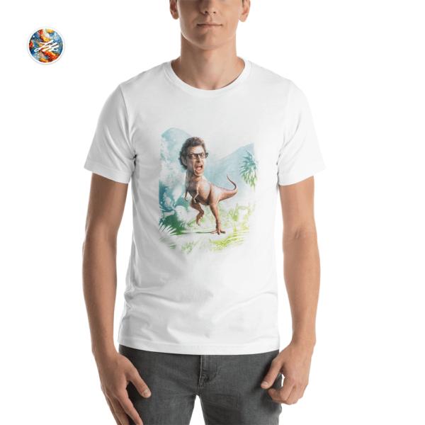 Jeff Goldblum Dinosaur Shirt