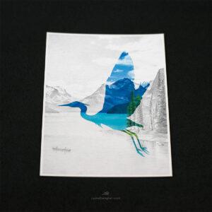 Great Blue Print