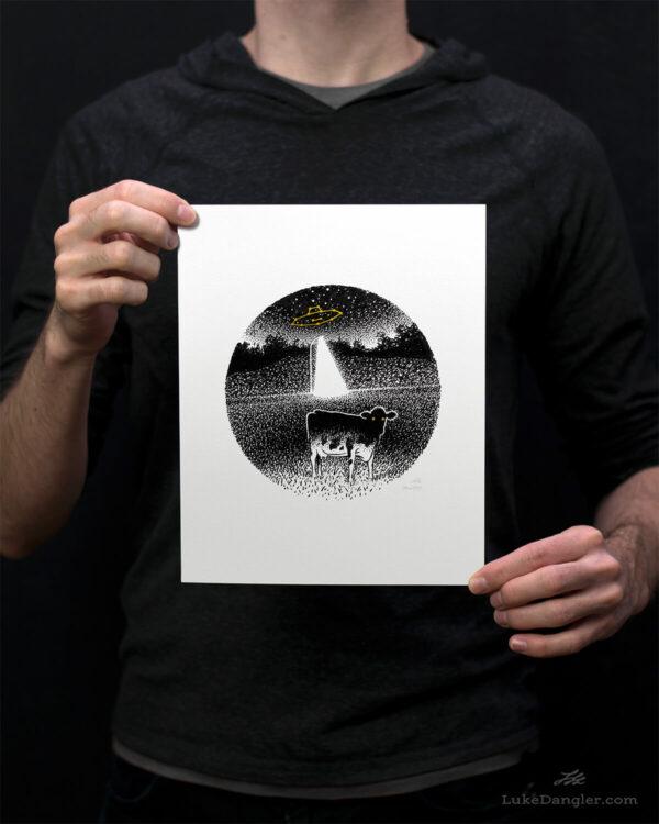 MooFO Print 8x10