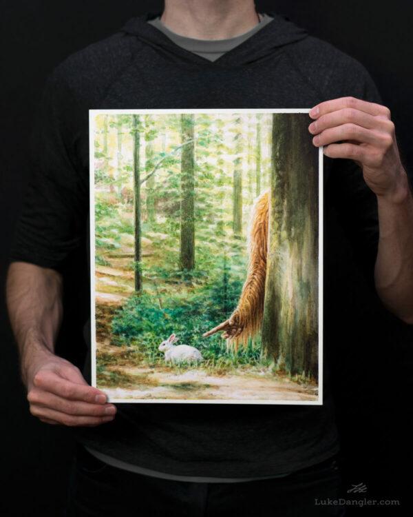 Boop Print 11x14
