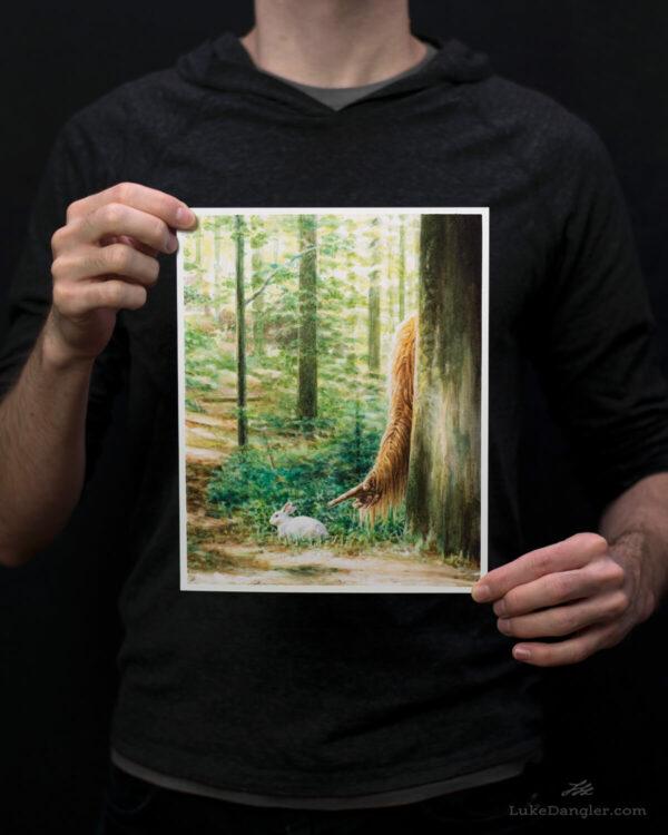 Boop Print 8x10