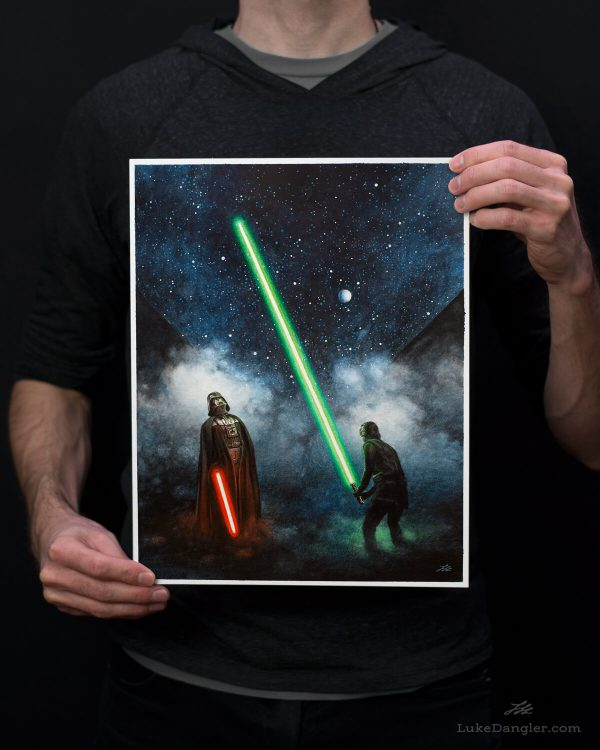 Impressive Print 11x14