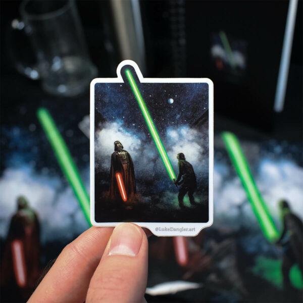 Impressive Sticker