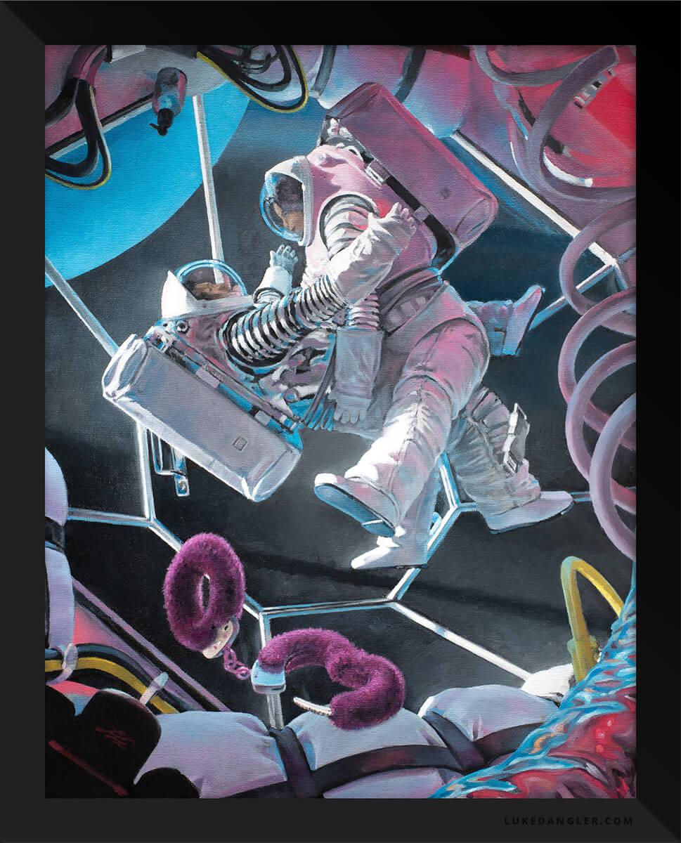 Astronaughty