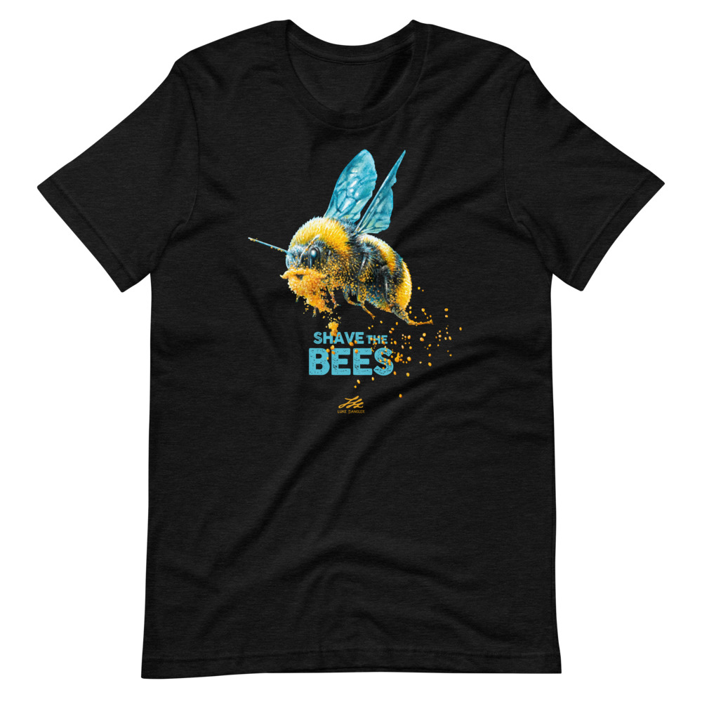 Shave The Bees T-shirt